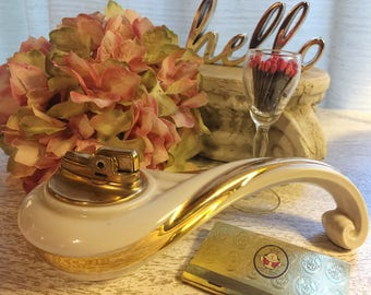 Vintage Ronson Table Top Lighter