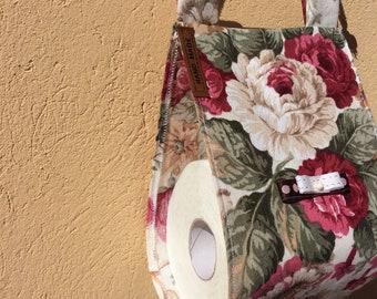 Toilet paper Door-house decoration-fabric Decorative toilet paper-1 roll