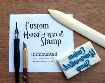 Custom stamp, personalized stamp, custom rubber stamp, custom eraser stamp, custom stamps, personalised stamp, rubber stamps, custom made