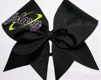 10 Customized Cheerleading Team bows on a budget by FunBows !