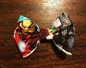 Avengers bows & bow ties