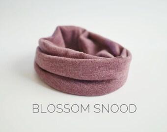 BLOSSOM handmade snuggle snood