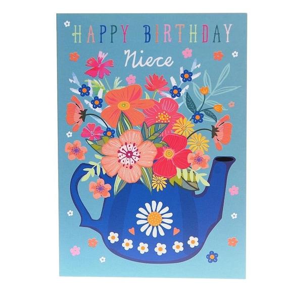 Happy birthday niece niece birthday card best niece card bookmarktalkfo Choice Image