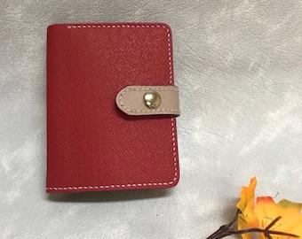 Small Size Bi-Fold Wallet