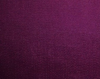 "Purple Polyester Satin Fabric 60"" Wide 15 Yards Wholesale"