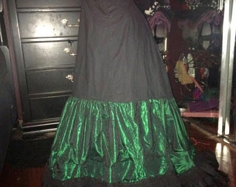 Victorian Petticoat, custom made to order
