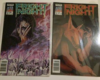 NOW Comic Books 2x Fright Night