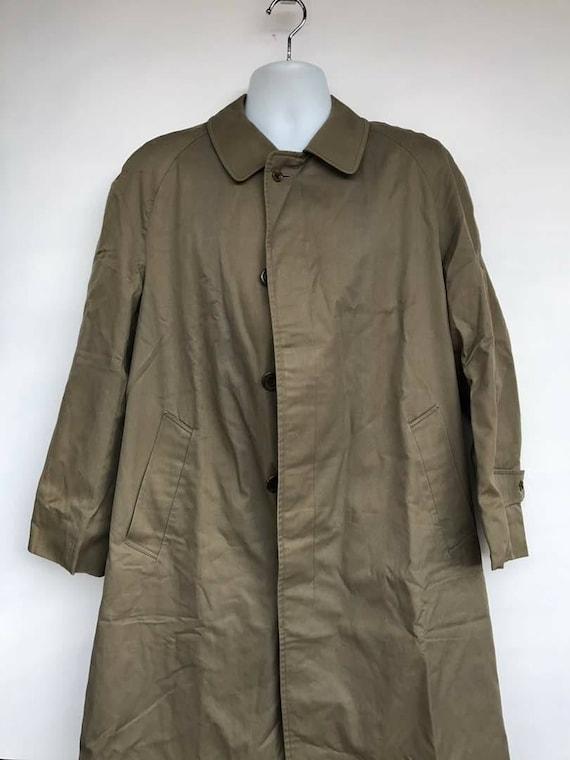 Vintage 90s Aquascutum Zipper Jacker For Adult M Size IMRCm