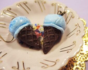 Love for Ice-Cream Earrings