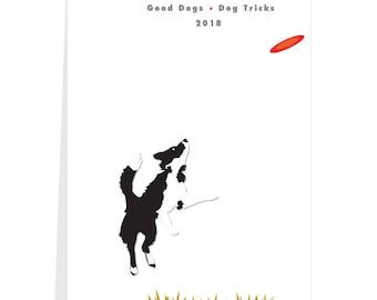 Dog Calendar  2018 Good Dogs Dog Tricks