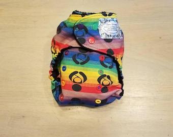 Babywearing Pocket Cloth Diaper - Ready To Ship