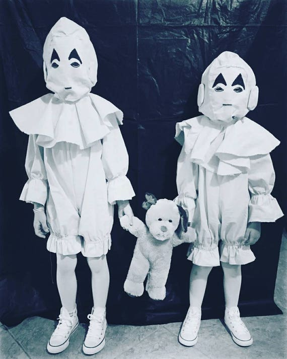 Miss Peregrines, Peregrines Cosplay,  Peculiar Children, Twin Costume, Tim Burton, Peculiar Twins, Tim Burton Movie Grimace Twins