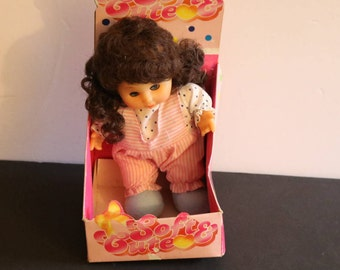 Vintage New Soft & Cute Doll