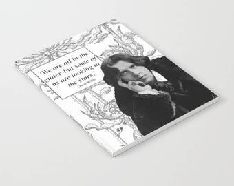 Oscar Wilde Notebook