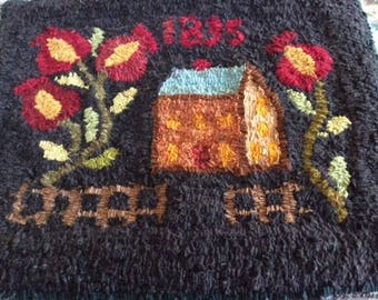 1835 Farmhouse Mat (actual item)