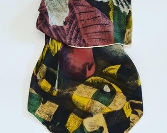 Caruso vintage scarves