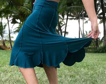 Ecofriendly Clothing Tulip Skirt