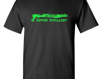 ZOMBIE REPELLENT - t-shirt short or long sleeve your choice!