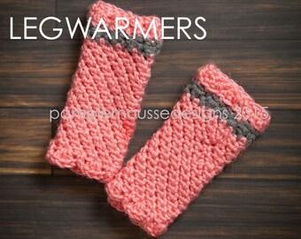 crochet legwarmer pattern.