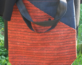 tote bag made handmade made in france