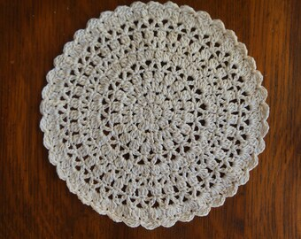 DOWNLOAD TODAY -Pioneer Rose Dishcloth Crochet Pattern for Instant Download