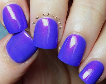 Passion for Spring handmade artisan nail polish