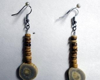 Antler Earrings !