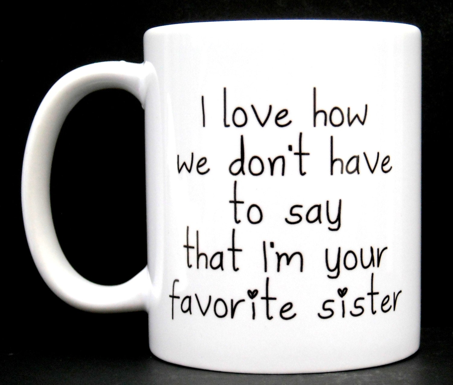 Sister Birthday Gift For Sister Gift Funny Sister Gift For Her