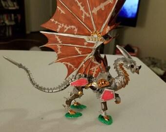 Steam punk dragon
