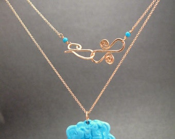 Turquoise Necklace 320