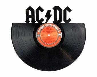 AC/DC Vinyl Record Art