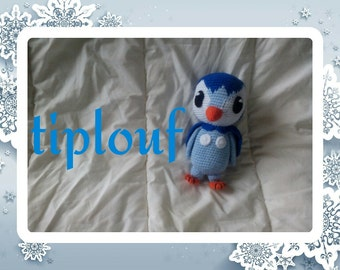 TUTORIAL of PIPLUP and its offered pokeball pokemon