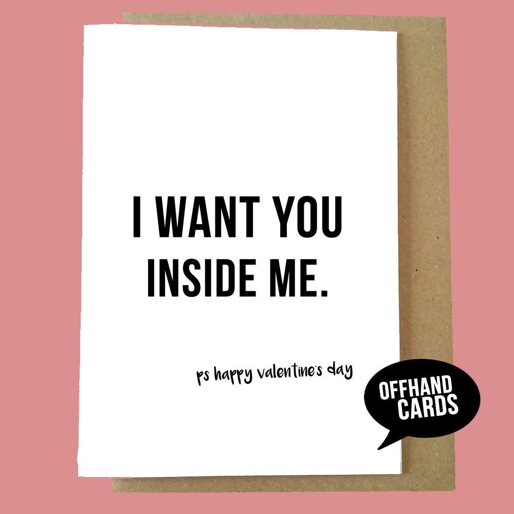 zoom - Adult Valentine Cards