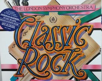 The London Symphony Orchestra Classic Rock Album Volume 1