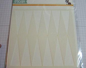 Simon Says Stamp -  HOUR GLASS   Stencil