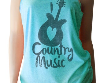 I Love Country Music. Country Festival. Music Festival. Country Music Shirt. Country Girl. Country Tank. Country Clothing. Country Shirts.