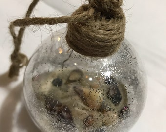 Hand Crafted Beach Ornaments