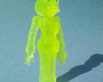 SB-113 Sea-Borg NIX Plastic Resin Figure