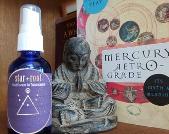 Flower Essence - Mercury Retrograde Remedy: Chill and Re-set