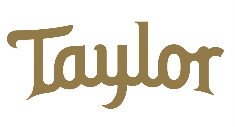 Taylor Guitar Logo Decal Sticker Window Vinyl