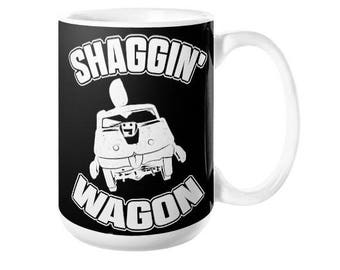 Dumb & Dumber Shaggin Wagon Coffee Mug