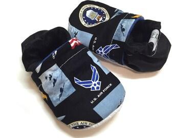 US Air Force Booties