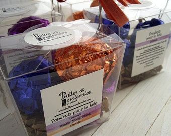 3 Assorted Bath Melts - Handmade All Natural with Essential Oils