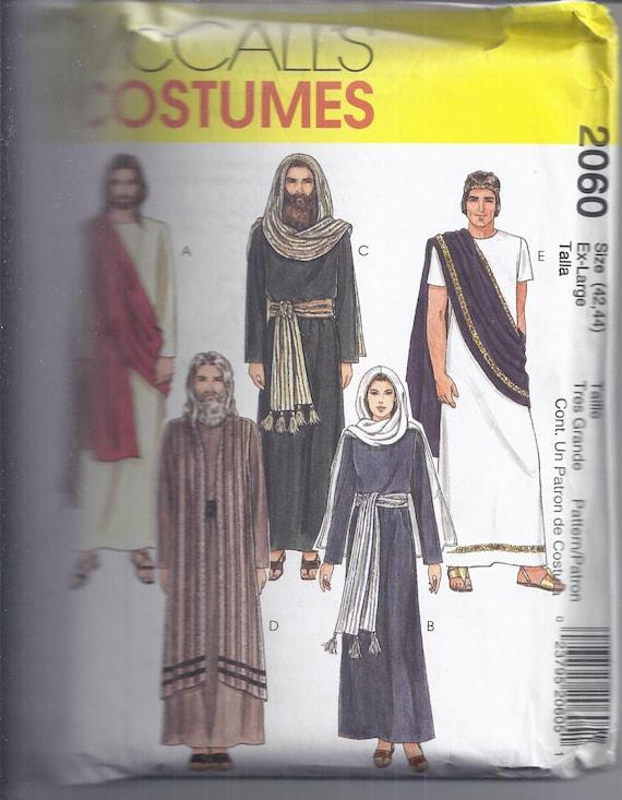 De McCall 2060: traje patrón de costura de 1999. Passion Play ...