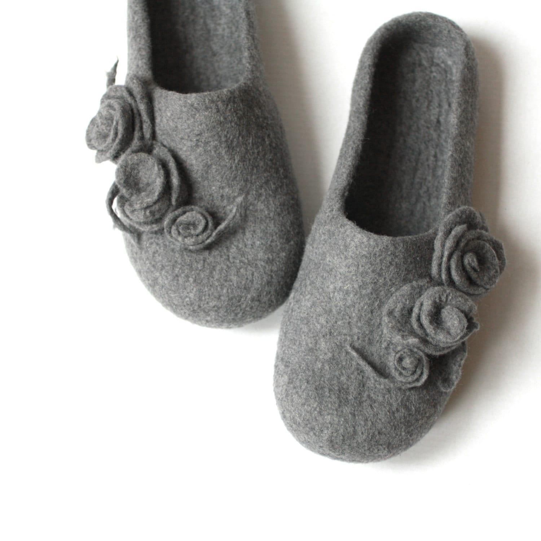 Women houseshoes cute house slippers valenki bedroom