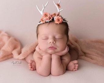 Little Deer flower halo