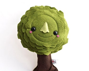 Maple Tree Friend Plush Toy