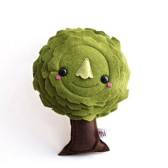 Maple Tree Friend Plush Toy