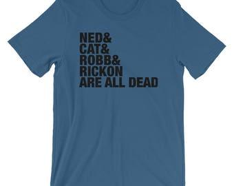 So Many Dead Starks