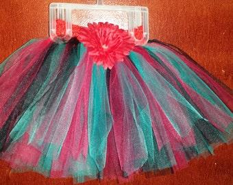 Three Layer Tutu Skirt